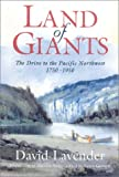 Land of Giants, David G. Lavender, 0785813489