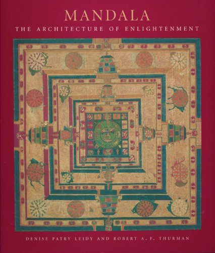 Mandala  The Architecture Of Enlightenment