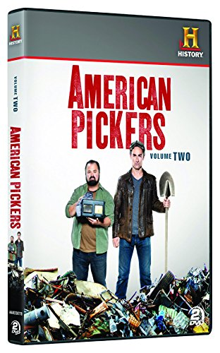 American Pickers  Volume 2  Dvd