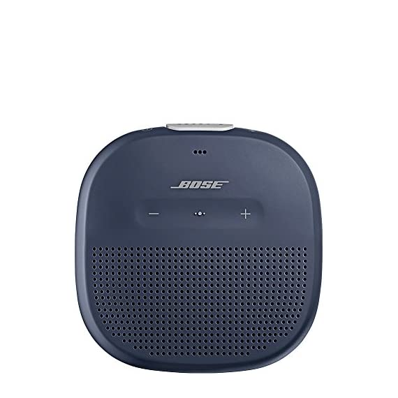 Bose SoundLink Micro Bluetooth speaker 1 Crisp, balanced sound Durable silicone strap Rugged, waterproof design (IPX7)