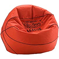 Comfort Research Big Joe Basketball Bean Bag Chair, Kids Bean Bags (1)