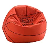 Product review for Comfort Research Big Joe Basketball Bean Bag Chair, Kids Bean Bags (1)