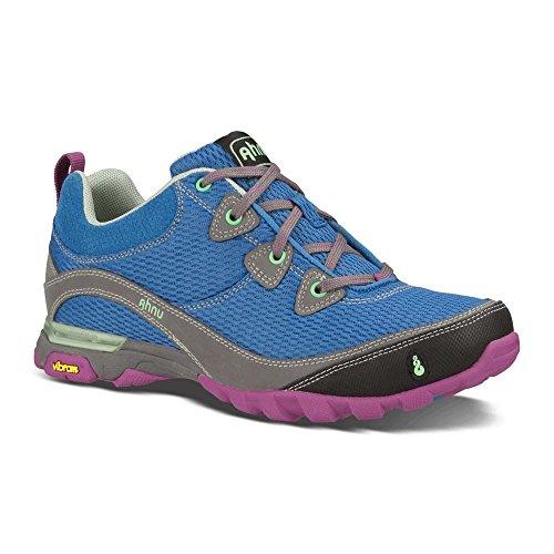 Ahnu Women apos;s Sugarpine Air Mesh Hiker Shoe Vallarta Blue 9.5