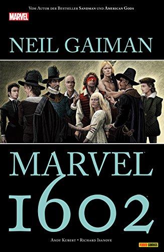 Marvel 1602 (German Edition)