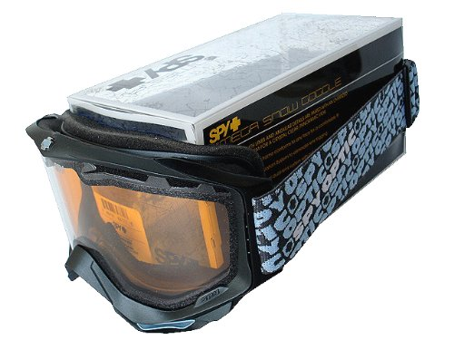 New Spy Ski & Snowboard Goggles