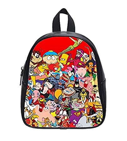 Image Unavailable. Image not available for. Color  Old Cartoon Network  Characters Custom Kids School ... de7dec2618392