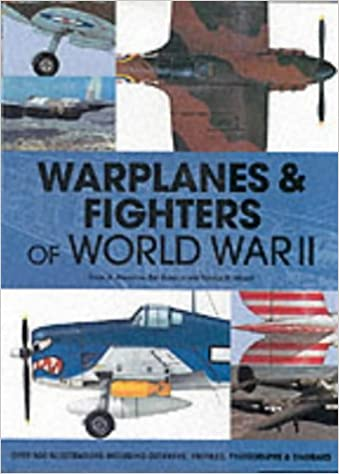 Book Warplanes and Fighters of World War II