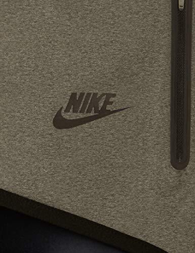 Fleece Heather Carbon 908822 Nike Black Donna n0U6q1wx4