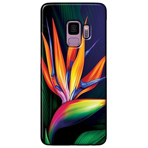 Capa Personalizada Samsung Galaxy S9 G960 - Flor - FL09