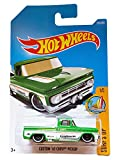 Hot Wheels 2017 Surf's Up Custom '62 Chevy Pickup 255/365, Green