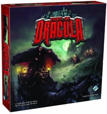 Desconocido Furia de Drácula: Amazon.es: Juguetes y juegos