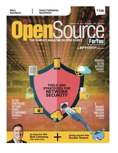 Download Open Source for You, June 2016: June 2016 (Volume 4) PDF
