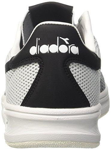 Bianco Weave Elite B Diadora Uomo Sneaker Bianconero B10wqXn