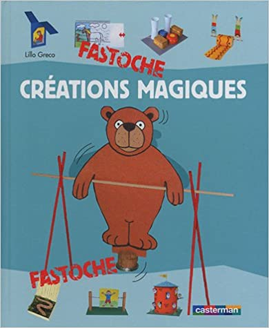 Livre Créations magiques pdf ebook