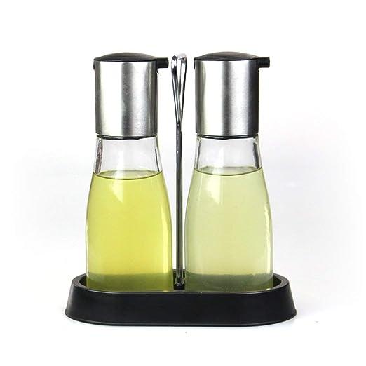 Cruet Bottle, botella de vidrio para cocina con control de ...