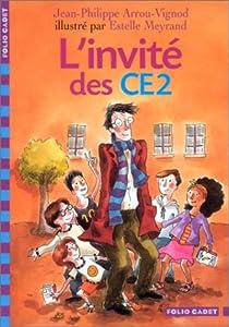"""Afficher """"L'invité des CE2"""""""