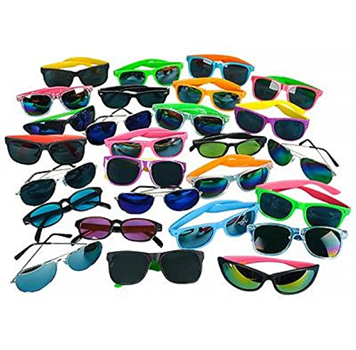 36-Piece Designer Look Sunglasses, Assorted - Sunglasses Fundraiser