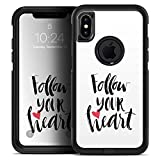 Follow Your Heart V2 - Skin Decal Kit for The iPhone 6 or iPhone 6s OtterBox Symmetry Case