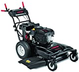 Cheap Troy-Bilt WC33 420cc 33-inch Wide Cut RWD Lawn Mower With Electric Start