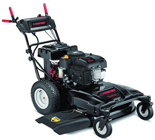 - Troy-Bilt WC33 420cc 33-inch Wide Cut RWD Lawn Mower With Electric Start
