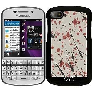 Funda para Blackberry BB Q10 - Lienzo N_010 by GeoD