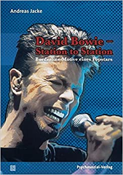 Book David Bowie - Station to Station