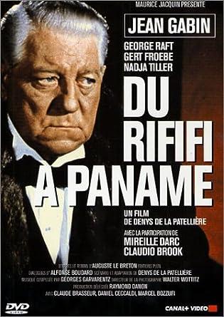 film du rififi a paname