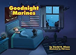 The best-selling Marine Corps Children's book, Goodnight Marines makes the perfect gift for baby showers, birthdays, or during the holiday season. Brilliantly illustrated by former Disney Artist, Phil Jones (Tarzan, Mulan, Lilo & Stitch), and wri...