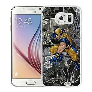 Wolverine Comics (2) Durable High Quality Samsung Galaxy S6 Case
