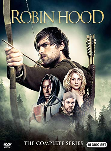 Robin Hood Complete Collection (Robin Hood Series 1)