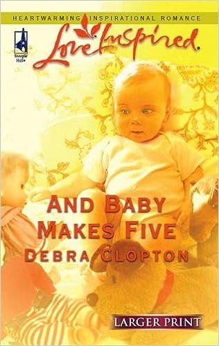 Ilmaiset äänikirjat mobiililaitteille And Baby Makes Five (Mule Hollow Matchmakers, Book 2) by Debra Clopton PDF FB2 iBook