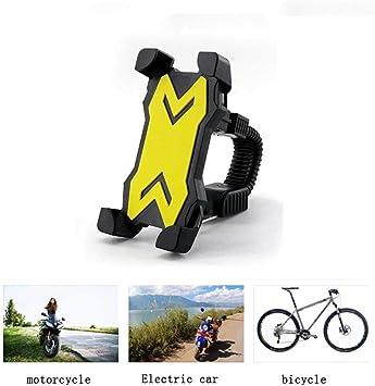 Soporte Movil Bicicleta, Anti Vibración Soporte Movil Bici Montaña ...