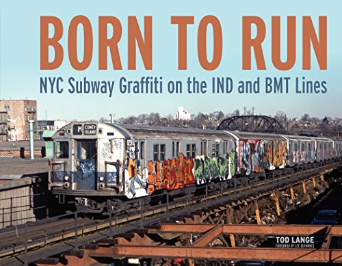 Pdf Transportation Born to Run: NYC Subway Graffiti on the IND and BMT Lines