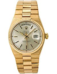 Day-Date Quartz Male Watch 19018 (Certified Pre-Owned)