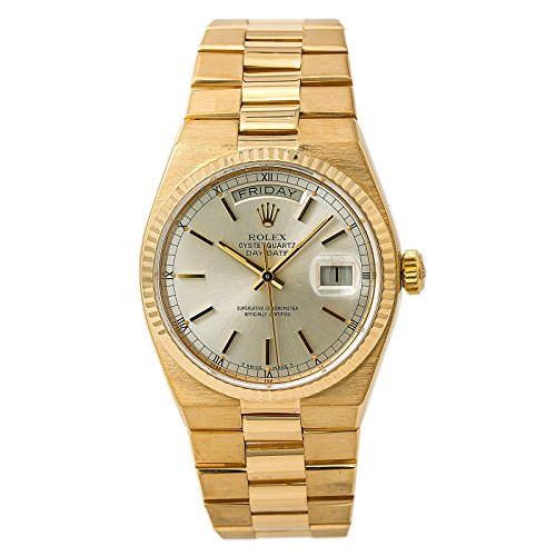 Rolex Day-Date quartz male Watch 19018 (Certified Pre-owned)