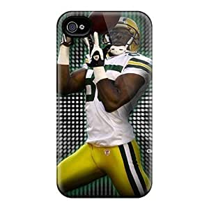 AlissaDubois iphone 6 4.7 Best Hard Cell-phone Cases Allow Personal Design Nice Green Bay Packers Pattern [mGB4741BEaJ]