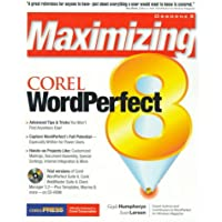 Maximizing Corel WordPerfect Suite 8