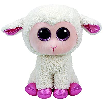 "Ty Beanie Boos Twinkle, 9"" Medium Lamb: Toys & Games"