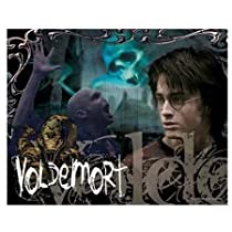 Visual Echo 3D Effect Harry Potter Voldemort Fire 500pc Lenticular Puzzle 0178