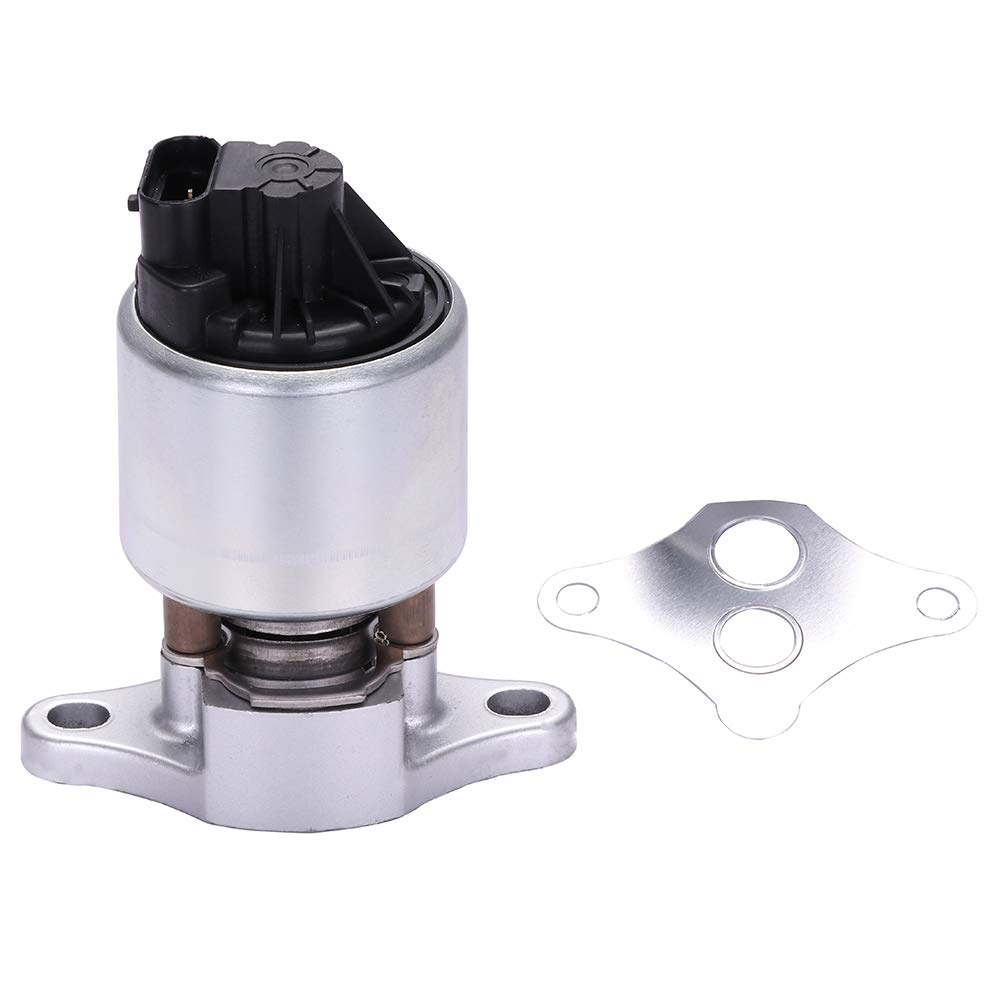 cciyu EGR Valve Exhaust Gas Recirculation Valve Fit GMC C1500 96-01 GMC Jimmy 96-98, GMC K1500 96-97, GMC Savana 1500 96-98,GMC Yukon XL 1500 01-02,Isuzu Amigo 98-99,Isuzu Rodeo 96-03 104669-5210-1629571841