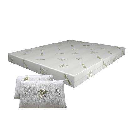 Sleepy Flex Materasso Matrimoniale Sfoderabile 160x190 Alto 20 cm ...