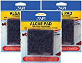 Product review for (3 Pack) API Hand Held Algae Pad - Glass