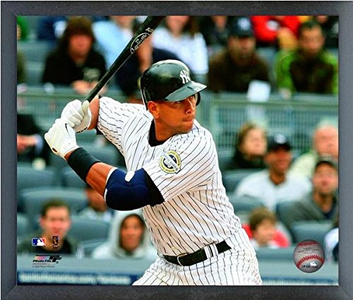Alex Rodriguez New York Yankees MLB Action Photo (Size: 17