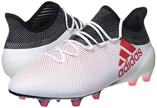 Homme Adidas Blanc Pour ftwbla Negb Fg 17 1 Chaussures X Correa De Football BqRZz