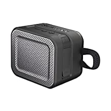 Skullcandy Barricade Bluetooth Wireless Portable Speaker, Black
