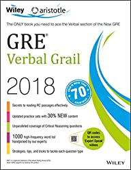 Wiley Aristotle GRE Verbal Grail 2018