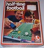 Vintage Half-Time Football Sports Dice Game