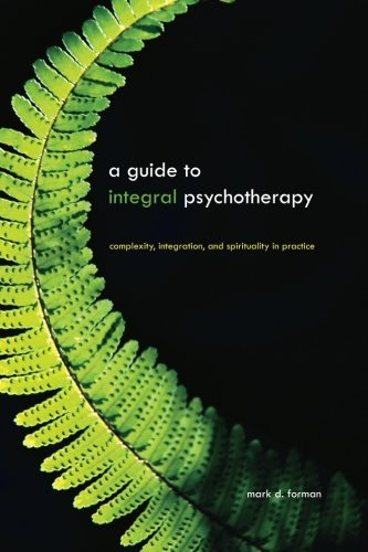 A Guide to Integral Psychotherapy: Complexity, Integration, and Spirituality in Practice (Suny Series in Integral Theory) [Mark D. Forman] (Tapa Blanda)