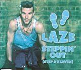 Steppin' out [Single-CD]