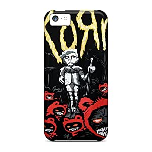 Special Design Back Korn Phone Case Cover For Iphone 5c